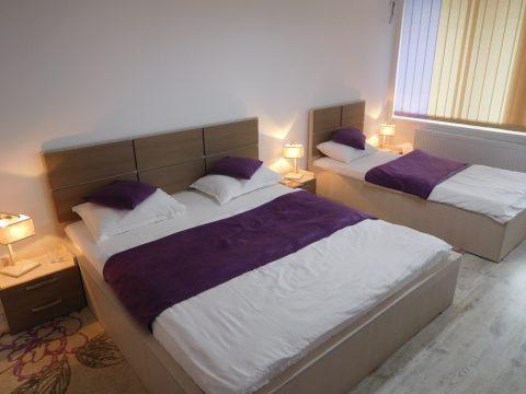Zimmer, 3-Bett