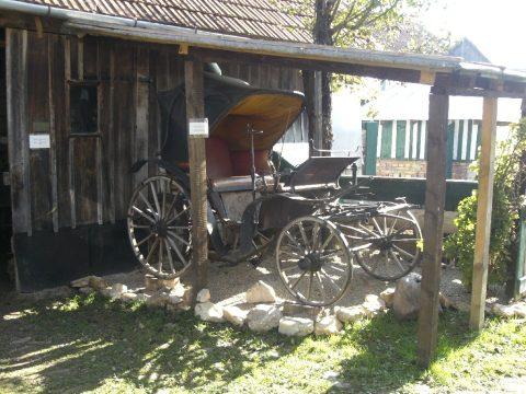 """Unser Dorfmuseum """"Heimatstubn zu Wolfsberg"""""""